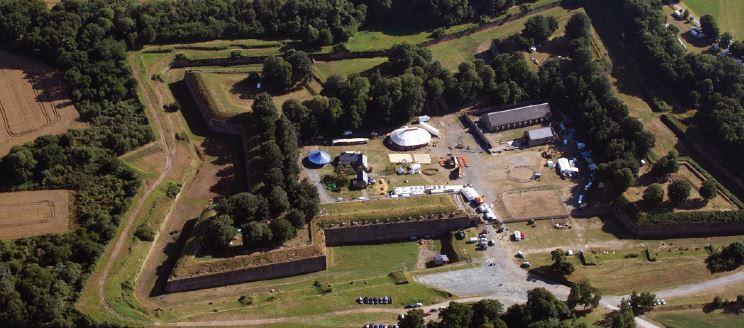 Fort Saint Pierre combat au sabre laser activite evjf bretagne 35
