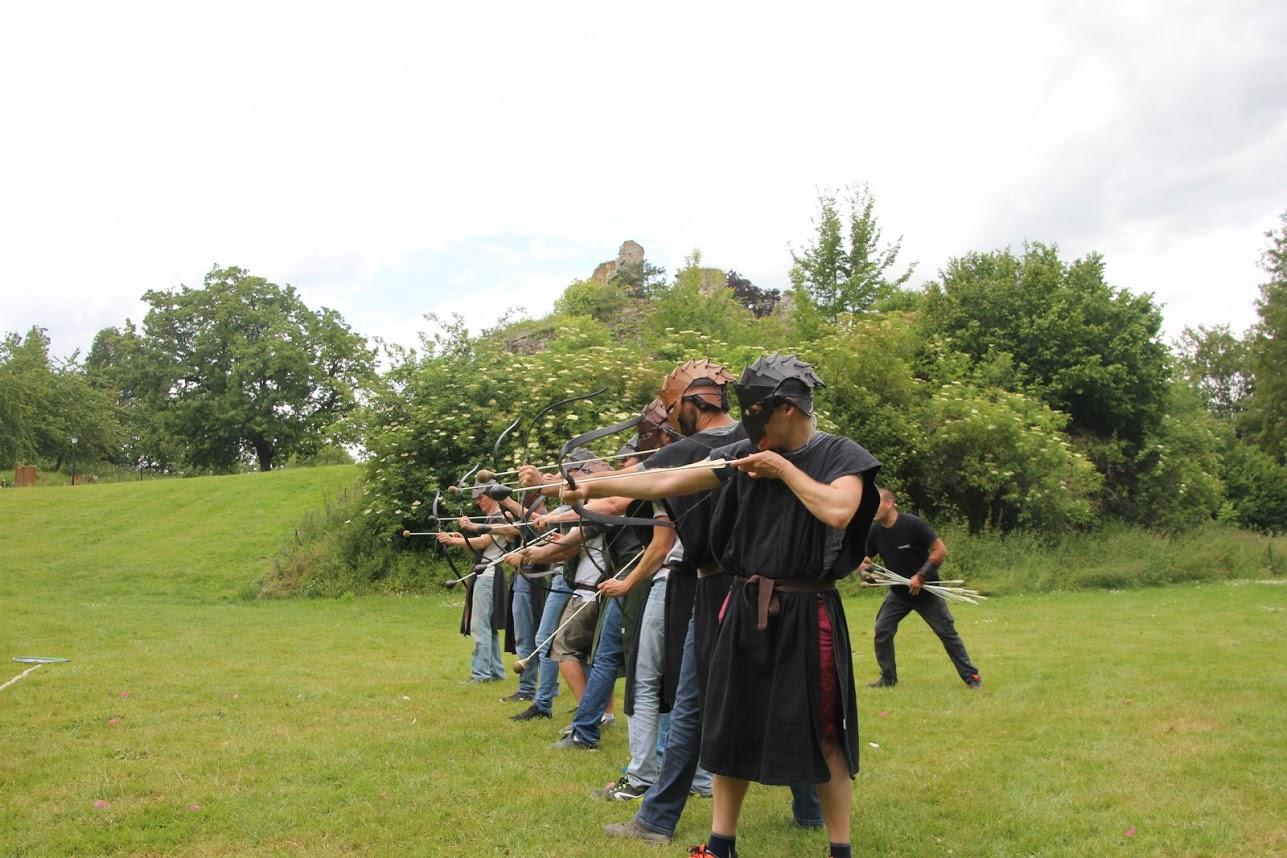 archerie tag bretagne